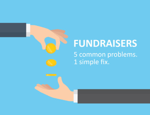 Which of these fundraising problems would you like to get rid of?