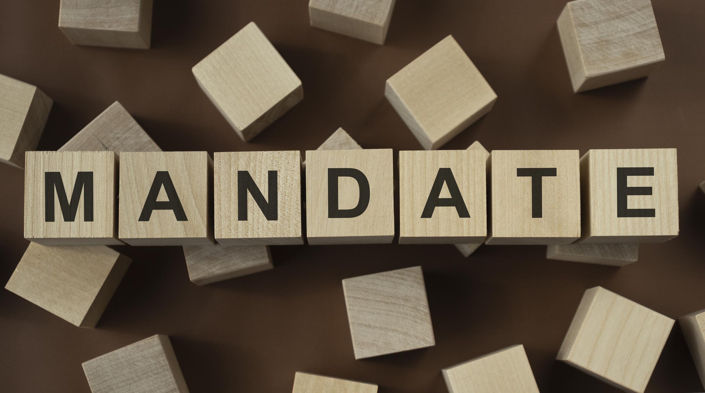 Association Mandate
